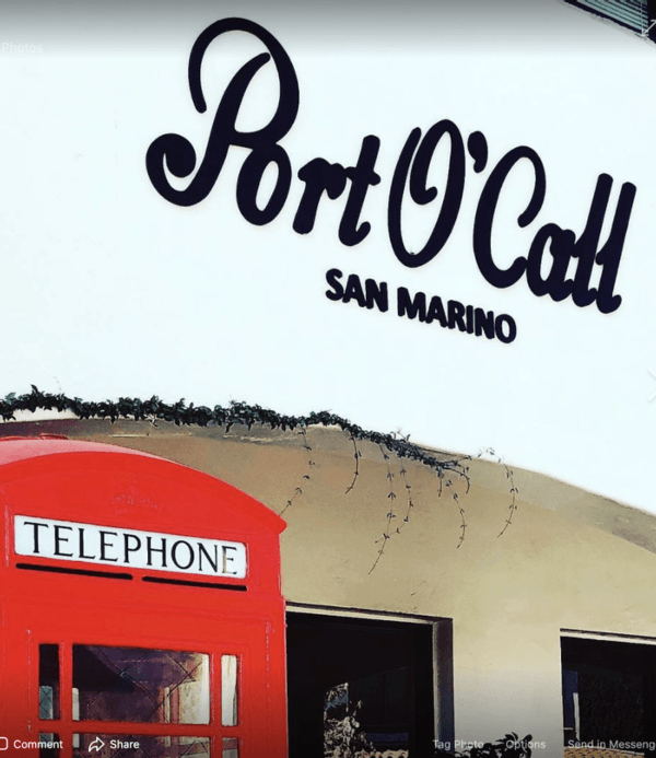 Port O'Call - San Marino